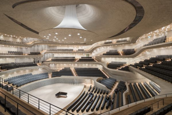Florida Polytechnuc University #STEMTrends Elbphilharmonie Grand Hall - Press Kit